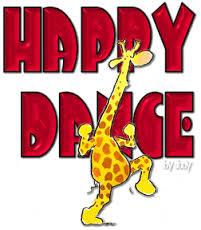giraffe dance